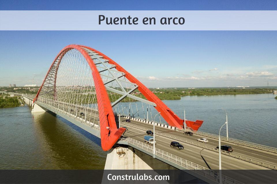 Puente en arco