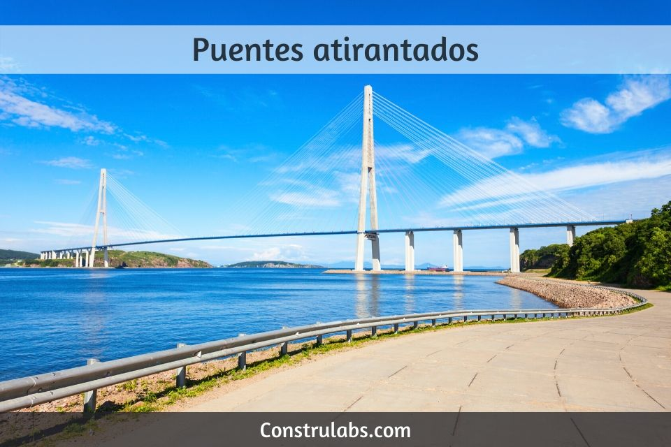 Puentes atirantados