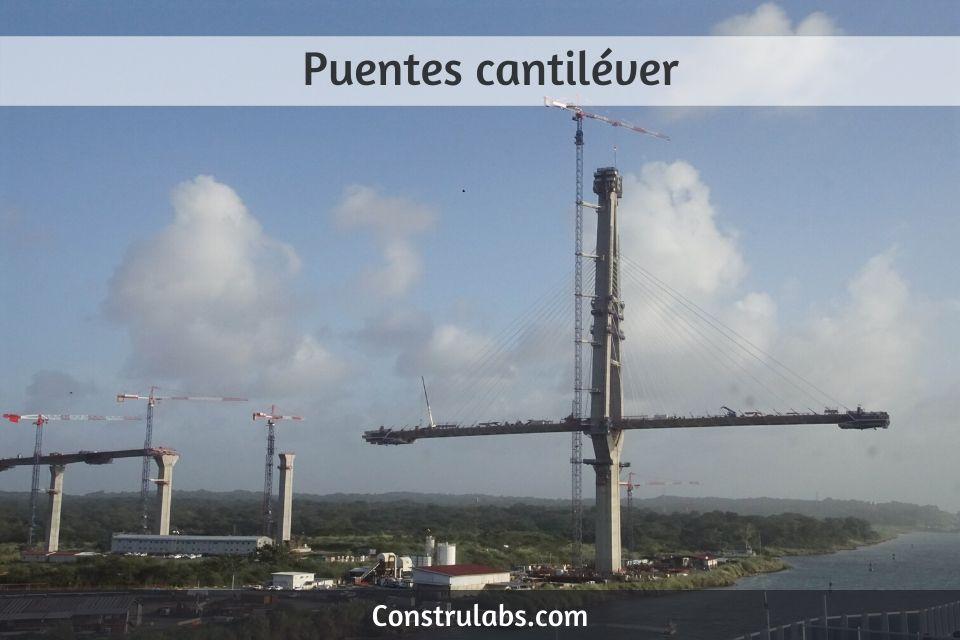 Puentes cantiléver