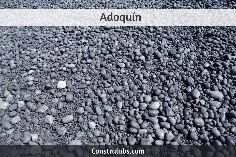 Adoquín