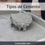 Tipos de cemento en México