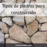 Tipos de Piedras