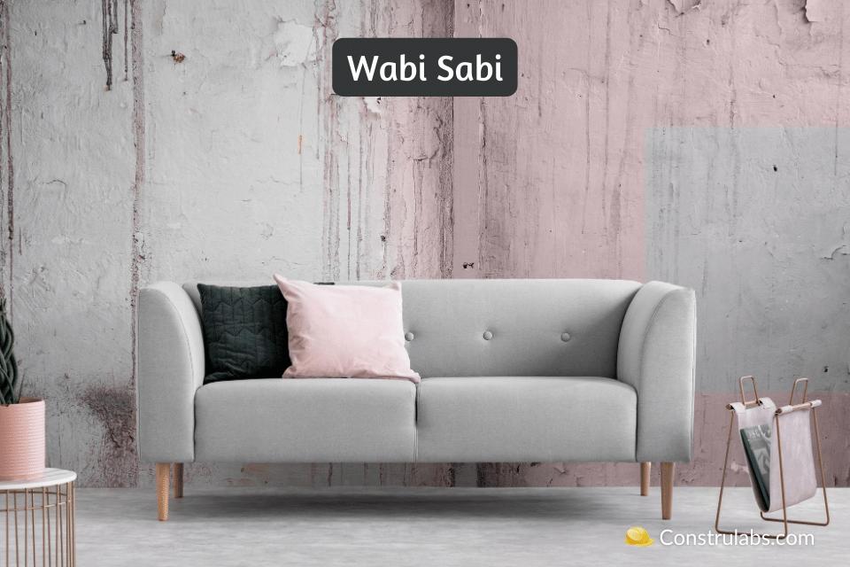 estilo Wabi Sabi